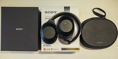 $ CDN189.33 • Buy Sony WH-1000XM2 Wireless Noise Cancelling Headphones - Black