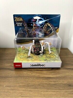 AU89.94 • Buy Nintendo Amiibo Legend OfZelda Breath Of Wild Guardian BRAND NEW SEALED AUS RARE