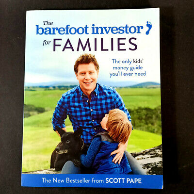 AU19.99 • Buy The Barefoot Investor For Families ~ PB ~ Free Shipping