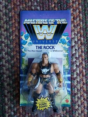 $27.99 • Buy WWE Masters Of The Universe  The Rock! New Ready To Ship!