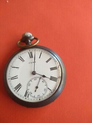 Antique Cyma Brevets Swiss Pocket Watch _193 • 120£