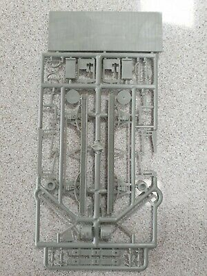 Ratio PC560 10 Off 10FT GWR/RCH Wagon Underframe Kit - No Wheels Or Instructions • 10£
