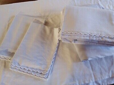 AU230 • Buy Yves Delorme Queen Size Fitted Sheet Set