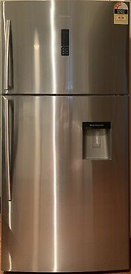 AU600 • Buy Hisense HR6TFF600SD 593L Stainless Steel Top Mount Fridge