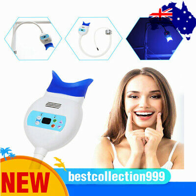 AU86 • Buy Dental Teeth Whitening Lamp Accelerator Teeth Bleaching Machine LED Light Chair