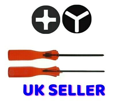 Nintendo Tri-wing And Phillips Screwdrivers For Switch, Gameboy,nes,snes,n64  • 1.65£