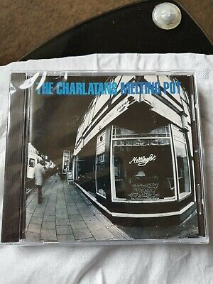 The Charlatans Melting Pot Greatest Hits Cd Sealed Very Good 17 Tracks  • 1.99£