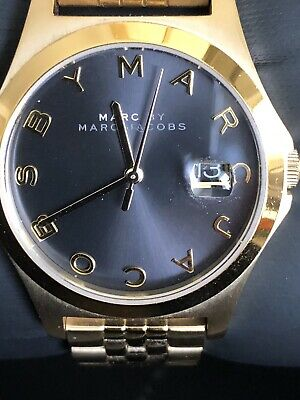 AU65 • Buy Womens Marc Jacobs Gold Watch