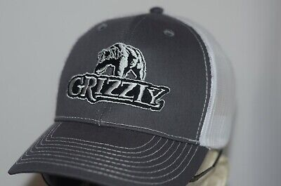 $ CDN26.71 • Buy Grizzly Hat Chewing Tobacco Cap Camo Snuff Wintergreen Dip Redneck Long Cut Chew