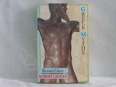 Greek Myths Illustrated Edition, Robert Graves, Excellent Book • 48.65£