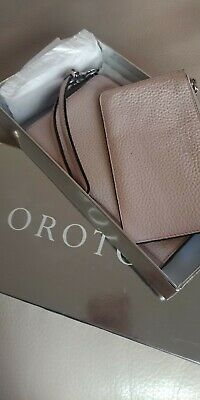 AU28 • Buy Oroton Pink Wallet And Small Purse. Genuine. Rrp  $195