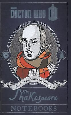 Doctor Who: The Shakespeare Notebooks Hardcover • 7.93£