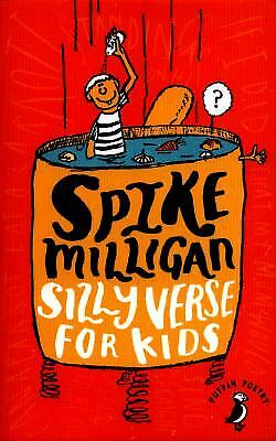 Silly Verse For Kids Puffin Poetry Paperback Spike Milligan • 6.99£