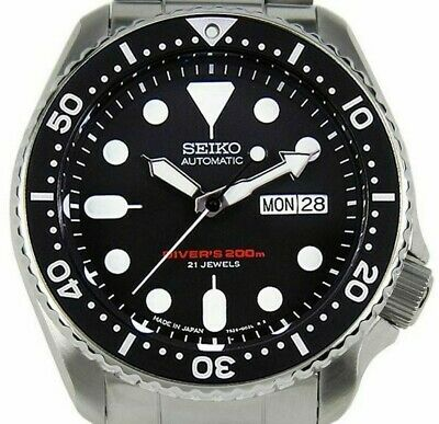 $ CDN450 • Buy  SEIKO SKX007J2 MADE IN JAPAN Men's Automatic Diver Stainless Steel