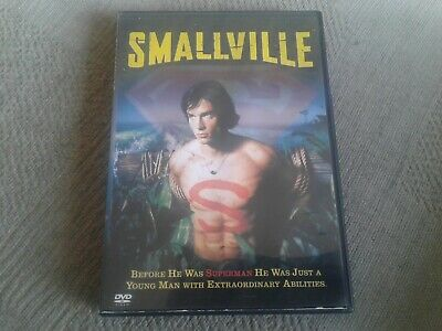 £1.99 • Buy Smallville Dvd Freepost In Very Good Condition *