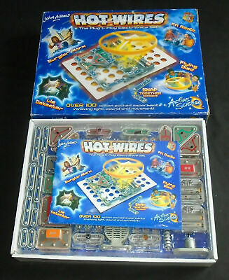 Hot Wires Electronics Kit From John Adams 100% Complete Kids Educational Toy • 28.99£