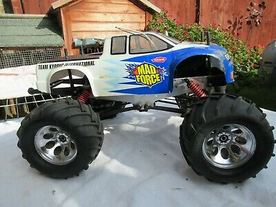 Kyosho Mad Force Nitro Monster Truck 1/8 Scale • 150£