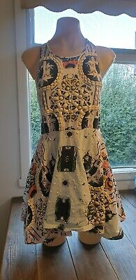 AU19.99 • Buy Alice Mccall Racer Back Boho Beaded Dress Size 10