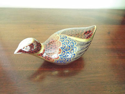 Royal Crown Derby Coot • 45£