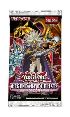 Yu-Gi-Oh! Legendary Duelists - Rage Of Ra - 1st Edition - Booster Pack • 3.60£