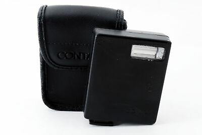 $ CDN109.97 • Buy [Exc+5 FedEx] Contax TLA140 Black Paint Flash For G1 G2 From JAPAN
