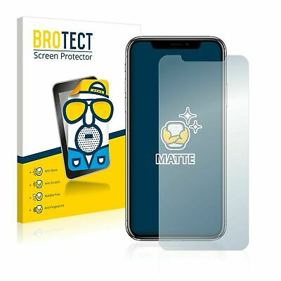 AU29.99 • Buy Apple IPhone Xs,  2x  BROTECT® Matte Screen Protector, Anti-glare, Anti-scratch
