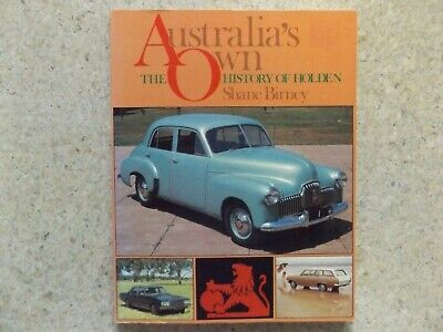 AU0.01 • Buy Australia's Own The History Of Holden Book