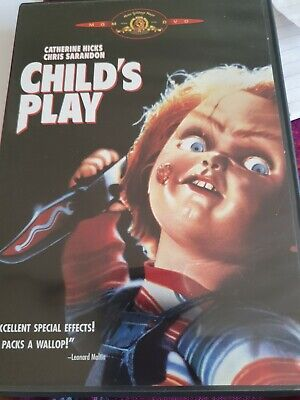 Childs Play [DVD] [1989] [Region 1] [US DVD Incredible Value And Free Shipping! • 6£