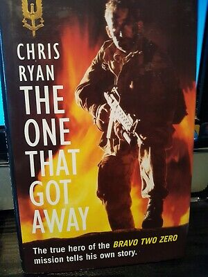 Chris Ryan Signed.the One That Got Away With Sas And.outdoor Guide Was. • 10£
