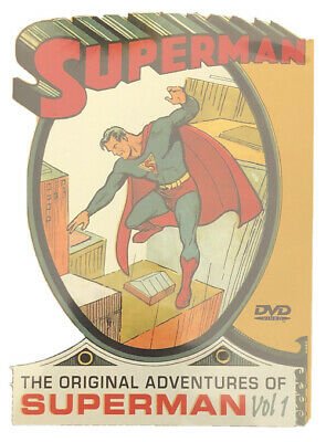 Original Adventures Of Superman: All 17 1940s Fleischer Studio Superman Films • 3.59£