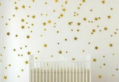 £4 • Buy Stars Stickers Decal Wall Child Vinyl Decor Baby Nursery Bedroom Any Colour