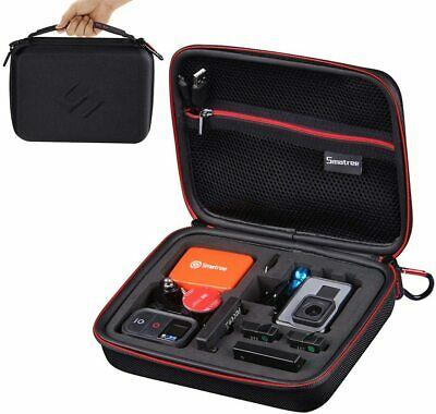 $ CDN20.24 • Buy Smatree Carrying Case G160 Compatible For GoPro Hero 8 7 6 5 4 3+ 3 2 1
