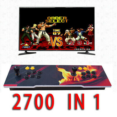 AU199.99 • Buy Pandora's Box Retro Video Arcade Game Console Machine For TV PC PS3 KOF 2700 In1