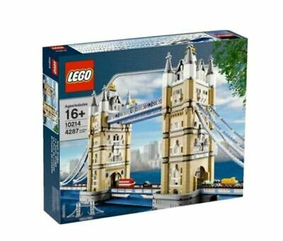 Brand New And Sealed Lego 10214 Creator Expert Tower Bridge    • 266.99£