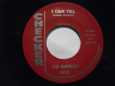 £8.75 • Buy BO DIDDLEY Repro 45 - I Can Tell