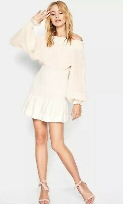 AU170 • Buy BNWT Alice Mccall The Best Dress Creme Size 10 RRP $390