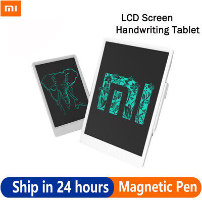 AU41.99 • Buy Xiaomi Mijia 10 /13.5  LCD Writing Tablet With Pen Drawing Pad Memo Message M5Q0