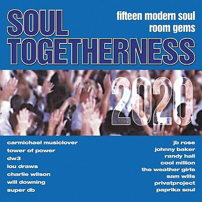Various - Soul Togetherness 2020 CD ALBUM NEW (30TH OCT) Ups • 11.99£