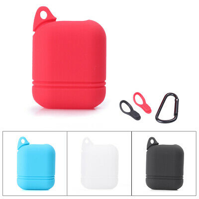 $ CDN8.58 • Buy For Apple AirPods Silicone Case Shockproof Protective Cover /Keychain /Dust Plug