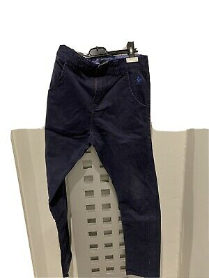 Next Navy Twisted Chino Age 11 Years • 4.50£