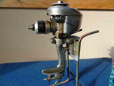£707.98 • Buy Vintage Fuji 061 Gas Powered RC Outboard Motor Engine 1950s