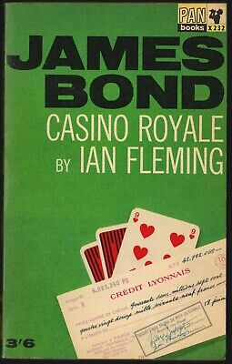 Pan X232: Casino Royale By Ian Fleming - James Bond - 1963 • 8.75£
