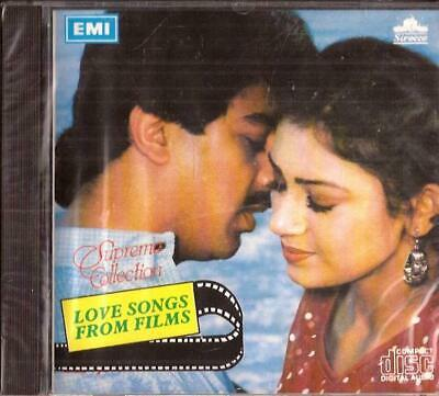 £49.99 • Buy Supreme Collection Love Songs From Films Brand New Original Sealed Rare CD