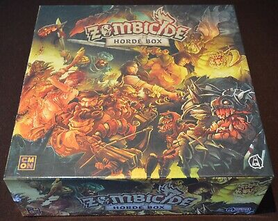 AU350 • Buy Zombicide Green Horde Horde Box Kickstarter Exclusive New In Shrink