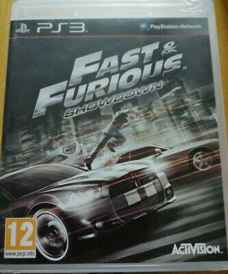 PS3 Fast And Furious Game • 4£