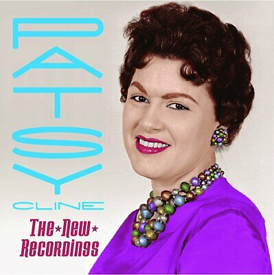 Patsy Cline: The New Recordings • 10.94£