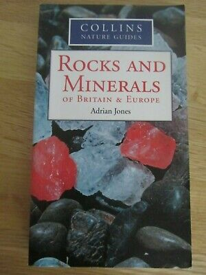 £3.25 • Buy Collins Nature Guide Rocks And Minerals
