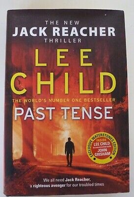 Past Tense (HB) And No Middle Name (PB) By Lee Child • 4.99£