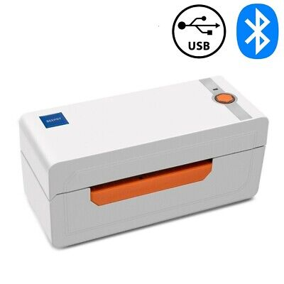 BEEPRT® 4x6 High Speed Thermal Shipping Label Barcode Printer USB And Bluetooth • 104.99£