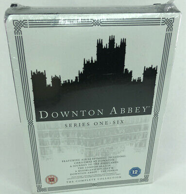 Downton Abbey - The Complete Series/Seasons 1-6 - New & Sealed - Downtown • 39.99£